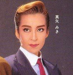 【越路吹雪物語出演中】真矢みきさんは宝塚の革命児だった!!のサムネイル画像