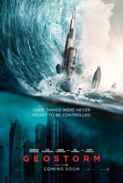 映画『ジオストーム』2018年1月に日本公開も全米では酷評の嵐!?のサムネイル画像