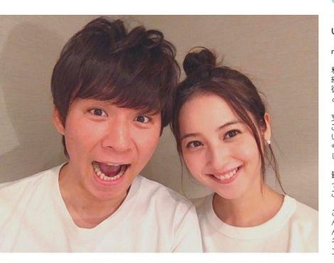 新婚ほやほや!気になる佐々木希と渡部健の結婚生活はどんな感じ?!のサムネイル画像