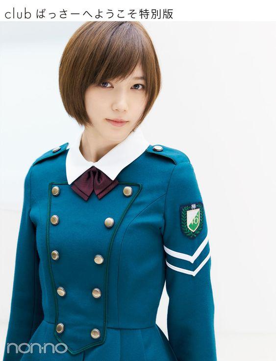 モデルの本田翼がファンを公言している欅坂46ってどんなグループ?のサムネイル画像