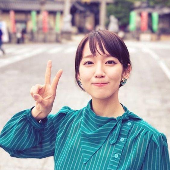 吉岡里帆の笑顔がかわいい!吉岡里帆さんの笑顔の画像を集めて