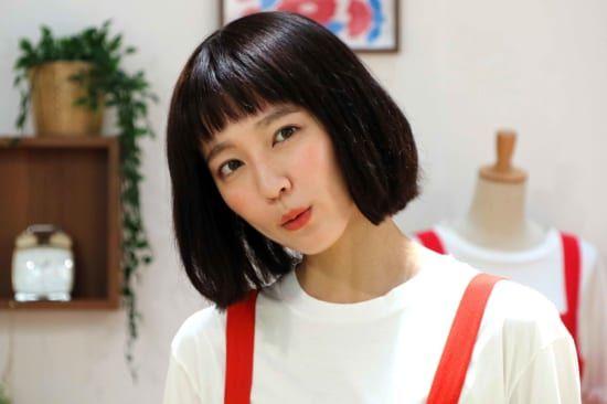 吉岡里帆の可愛いニュース!ちびまる子&頬杖&キツネ!何でも可愛いのサムネイル画像
