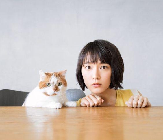かわいい癒し系の吉岡里帆、京都出身は本当?!デビュー前の生活は?のサムネイル画像