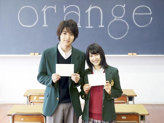 土屋太鳳Χ山崎賢人主演映画『orange‐オレンジ‐』のあらすじ紹介!のサムネイル画像