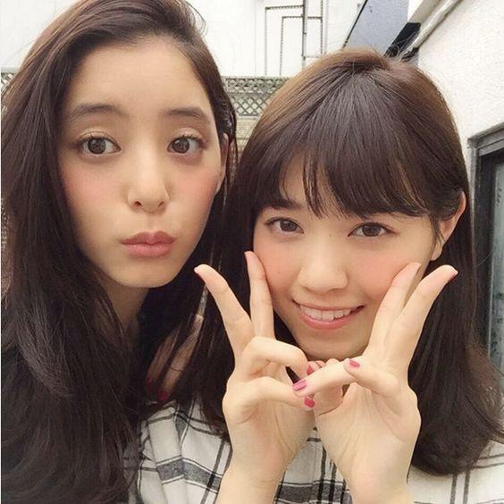 【新木優子&西野七瀬】かわいくてたまらない!ノンノモデルの二人のサムネイル画像