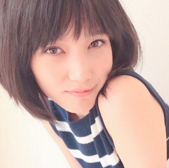 本田翼さんがイメージモデルのカラコン・ビュームワンデーが気になるのサムネイル画像