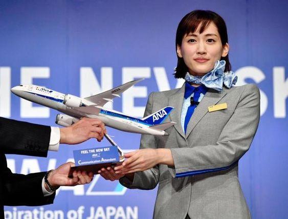 綾瀬はるかと飛行機と聞いてあなたが思い出すのはどの作品?のサムネイル画像