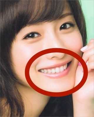 歯並びがとてもきれいな石原さとみさん、歯列矯正をしているの?のサムネイル画像