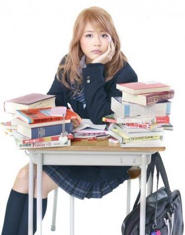 清楚系女優有村架純が金髪を披露して話題になった映画「ビリギャル」のサムネイル画像