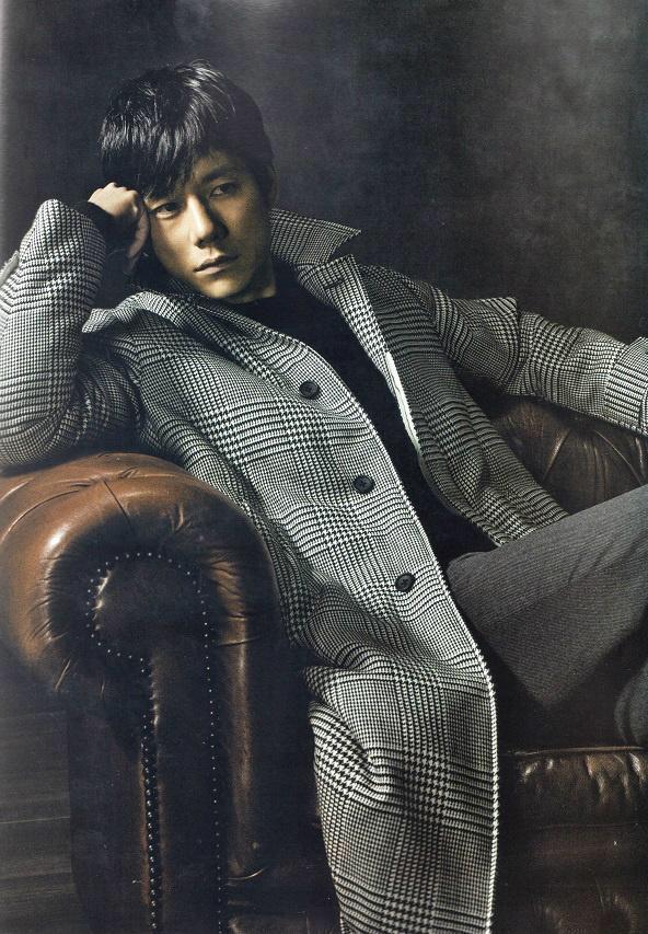 結婚したい俳優1位の西島秀俊のラブシーンが大好評!ご紹介します♡のサムネイル画像