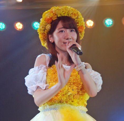 AKB48柏木由紀が2年連続で選挙辞退!ゆきりん不出馬の理由は?のサムネイル画像