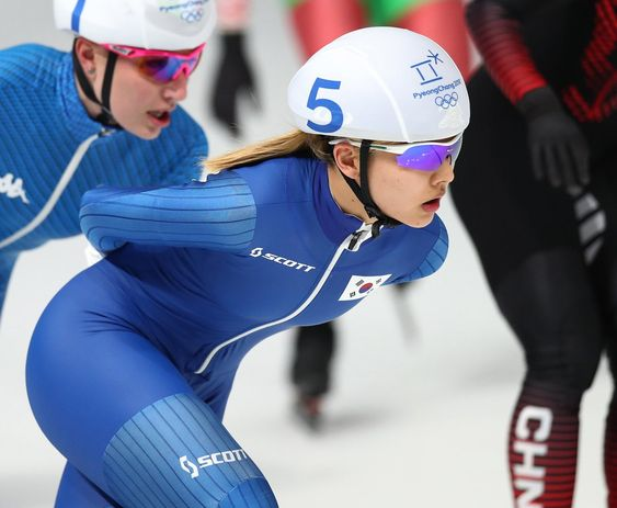 氷上の女神 キム・ボルムって?オリンピックで土下座したって本当?のサムネイル画像
