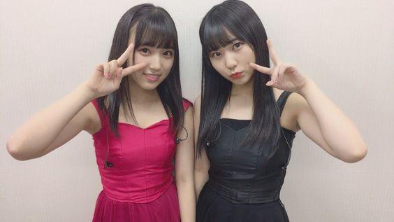 なこみくこと田中美久と矢吹奈子がかわいい!なこみくの2人に迫る!のサムネイル画像