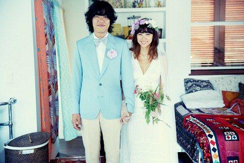 イ・ヒョリとイ・サンスンが結婚!ラブラブな2人のエピソードまとめのサムネイル画像