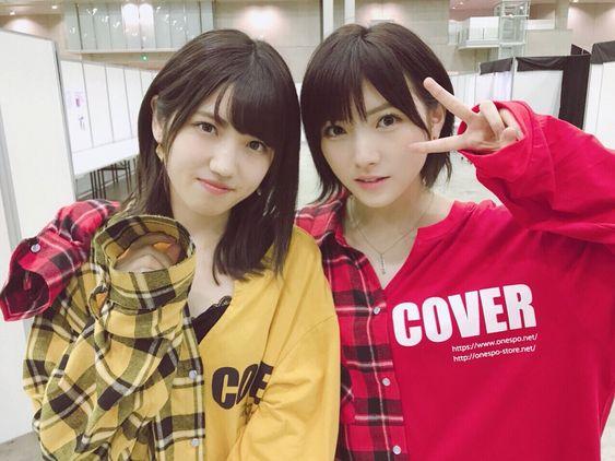 「ゆうなぁ」コンビの村山彩希と岡田奈々の仲良しエピソードまとめ!のサムネイル画像