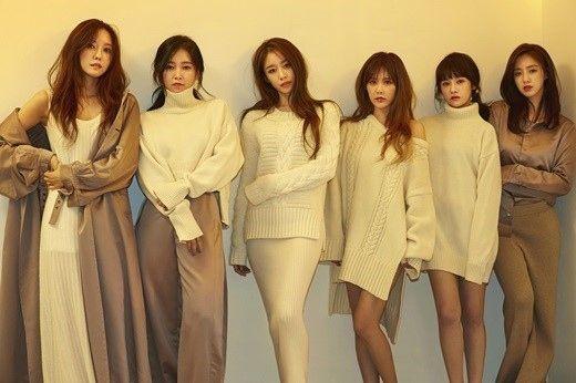 K-popアイドルT-araのメンバーランキング発表!脱退や解散説ものサムネイル画像