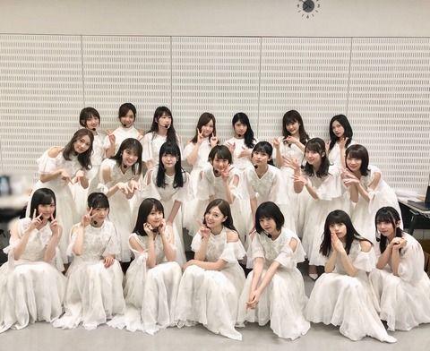 国民的大人気グループ乃木坂46・仲の良いメンバー気になる相関図は?のサムネイル画像