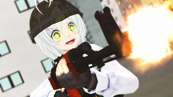 オンラインゲームPUBGでYoutuber少女シロイルカが奇跡を起こした?のサムネイル画像