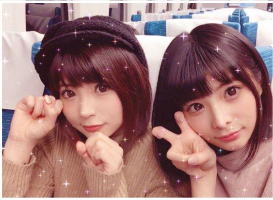 双子アイドル!ららぴ・るるぴの整形がすごい!2人の見分け方は?のサムネイル画像