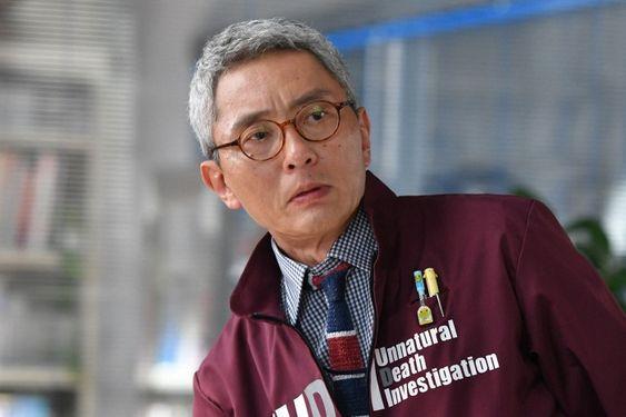 名俳優・松重豊の白髪はとんねるずのせい?孤独のグルメとは?のサムネイル画像