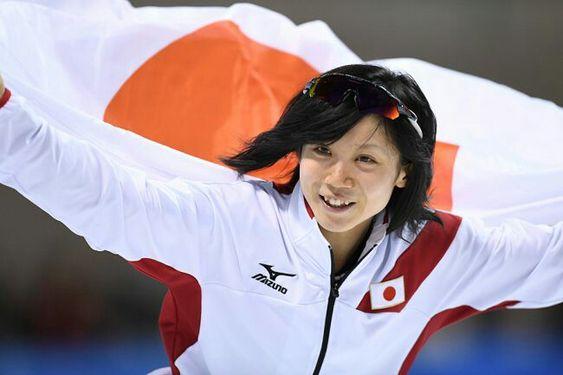 スピードスケート高木美帆はどんな選手?素晴らしすぎる筋肉!のサムネイル画像