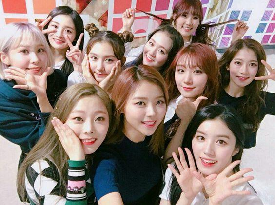 韓国グループPRISTIN (プリスティン)のメンバーを人気順に紹介!のサムネイル画像