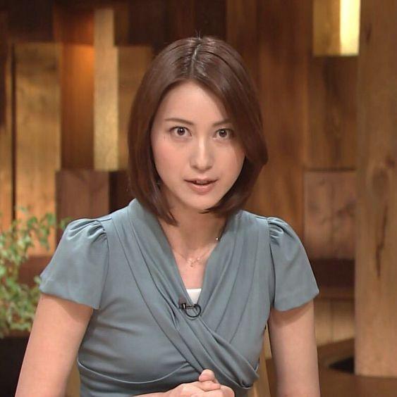 小川郁の娘であるアナウンサー小川彩佳がキレた?何があった?のサムネイル画像
