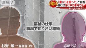 殺された杉野志帆さんは妊娠8ヶ月だった? DV夫が原因なのか?のサムネイル画像
