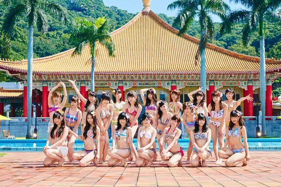 【NMB48】水着姿が人気なメンバーを厳選!圧倒的人気はあの人か?のサムネイル画像