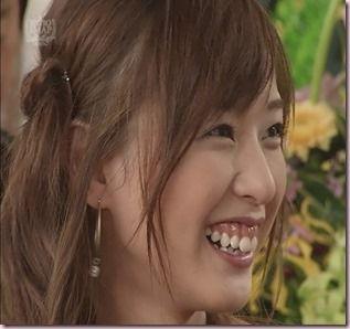 リバースで大人気!戸田恵梨香の歯茎が気になるけど歯列矯正なの?のサムネイル画像