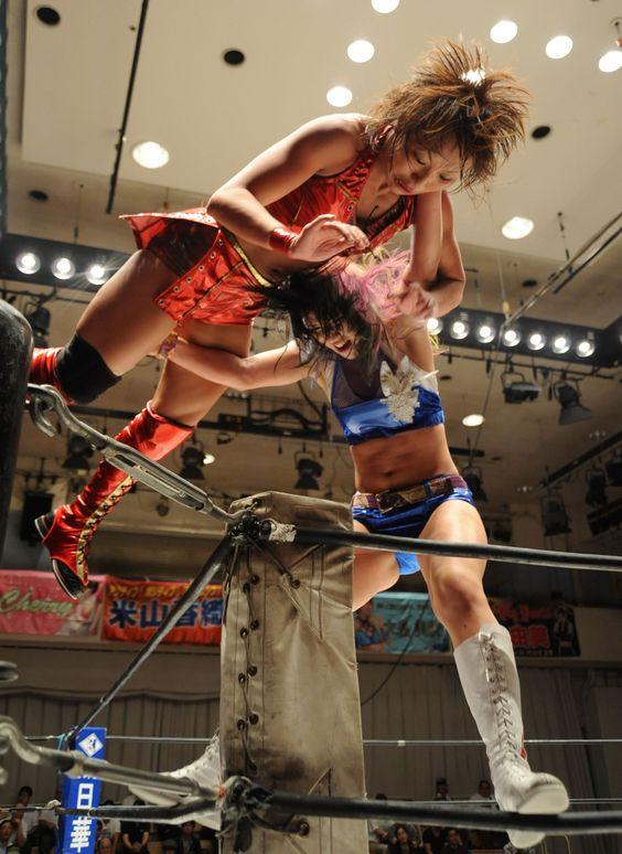 女子プロレスラー美人ランキングTOP10!果たして栄冠の王者は?のサムネイル画像