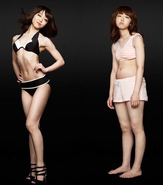 峯岸みなみはライザップで体重何キロ痩せた?腹筋の変化と近況を調査のサムネイル画像