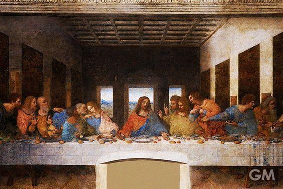 最後の晩餐の絵画の意味とは?なぜ最後なのか?隠された謎に迫る!のサムネイル画像
