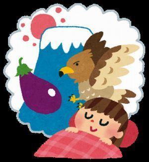 【初夢】一富士二鷹三茄子の意味や由来について徹底解説!のサムネイル画像