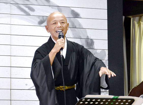 元歌手の香田晋の現在は福井県で僧侶!書家としても活動中?のサムネイル画像