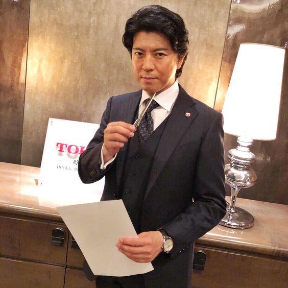 俳優・上川隆也の結婚生活は?妻は難病?性格が良すぎると話題!のサムネイル画像