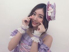 SKE48卒業の松井珠理奈!妊娠で長期休養説?性格が悪くて干される?のサムネイル画像