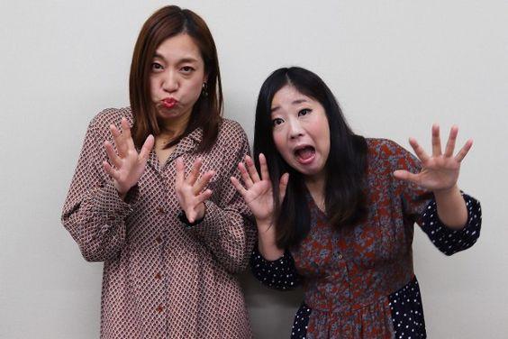 日本エレキテル連合の現在(2020)が話題!橋本と中野の素顔は?のサムネイル画像