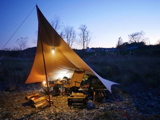 わいわいするだけがキャンプじゃない⁉ソロキャンプのススメのサムネイル画像
