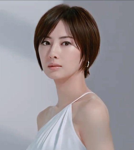美しすぎる!北川景子のショートヘア!美髪の秘訣は?のサムネイル画像