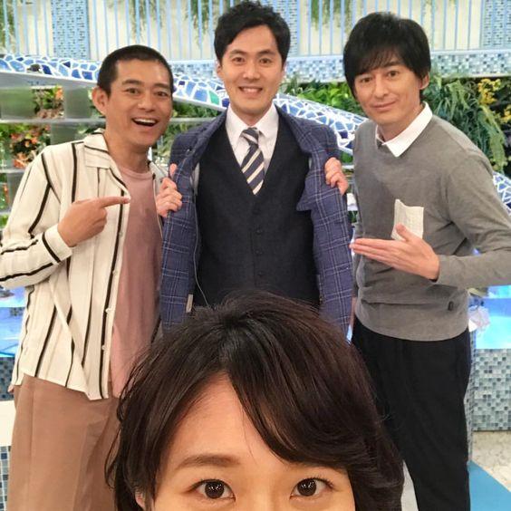NHK魚住アナの母親は女優のあの人⁉兄弟はいる?のサムネイル画像