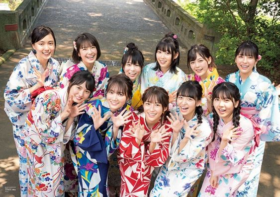 可愛いメンバー多数の乃木坂4期生に注目!のサムネイル画像