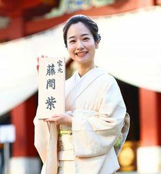 日本舞踊家と女優の二足のわらじ!藤間爽子とは?兄は元ジャニーズ?のサムネイル画像