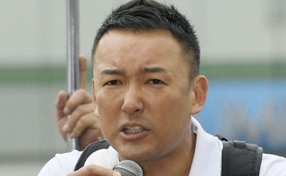 元タレントで現「れいわ新選組」代表の『山本太郎』は在日韓国人?のサムネイル画像