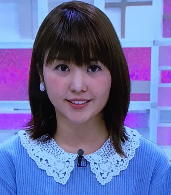 気象予報士の「塩見泰子」キャスターが可愛い!結婚している?のサムネイル画像