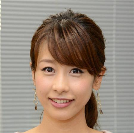 【モテたい女性必見】カトパンこと加藤綾子の真似したい髪型とはのサムネイル画像