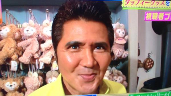 竹内力の眉毛と目の幅が狭くなってどんどん変化していく!!のサムネイル画像