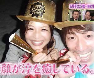 ロンブー淳の嫁・西村香那は恐妻?元モデルで料理上手なキャバ嬢?のサムネイル画像