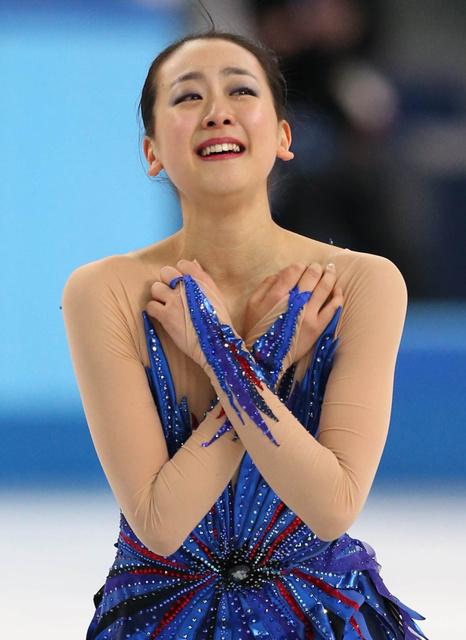 スケート選手の浅田真央に彼氏はいるの!?いるとしたら誰?のサムネイル画像