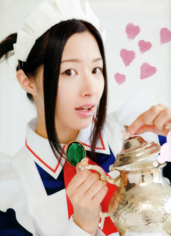 人気声優の田中理恵、彼女の人気の理由を様々な角度から検証!のサムネイル画像